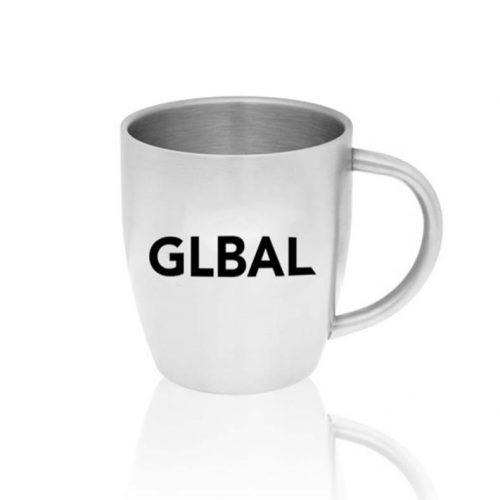 glbal coffee mug