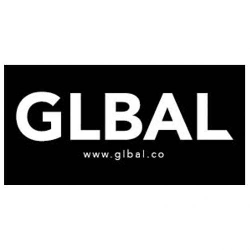 glbal sticker